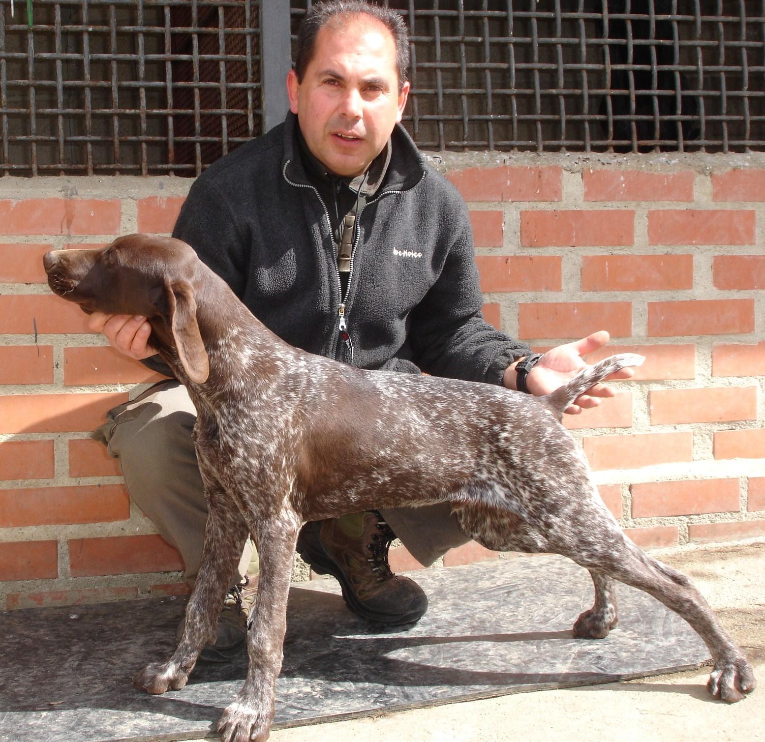 Isma Delarboleda con 8 meses Junio disponible.